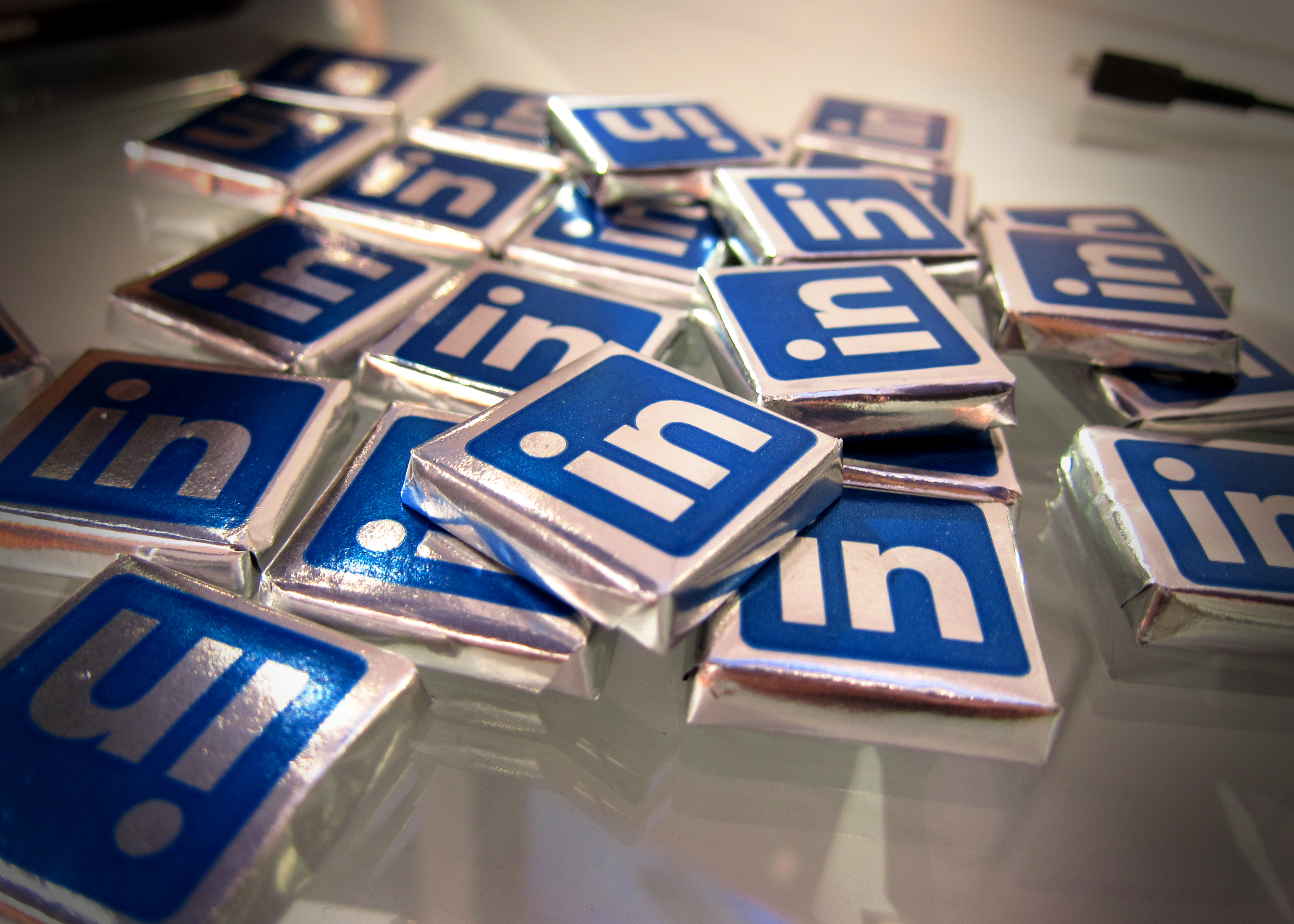 Why Bother With LinkedIn? Because Others in Your Industry Are!