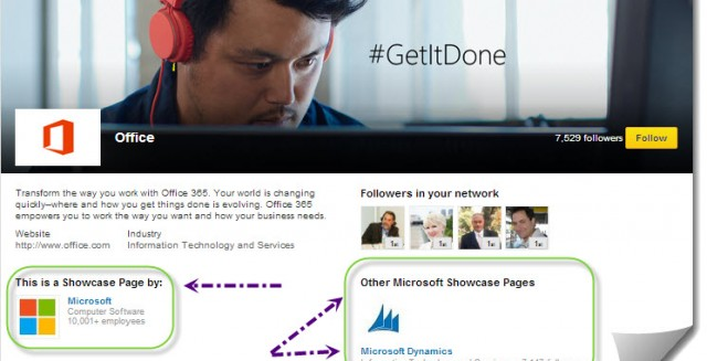 LinkedIn Showcase Pages: A Major Change to Your LinkedIn Company Page