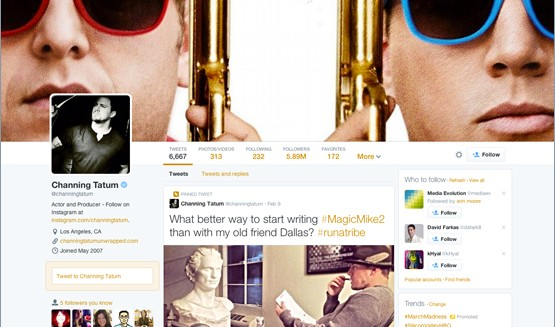 Are You Ready for a New Twitter Profile? Ready or Not, Here it Comes!