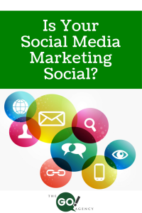 Is Your Social Media Marketing Social?