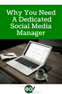 Why You Need A Dedicated Social Media Manager