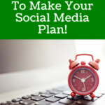 Don't Wait To Make Your Social Media Marketing Plan
