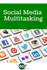 Social Media Multitasking: Why One Profile Isn't Enough