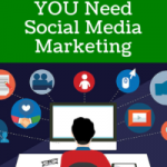 Yes, Even YOU Need Social Media Marketing
