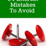 6 Pinterest Mistakes To Avoid