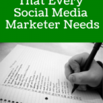 The 5 Lists That Every Social Media Marketer Needs