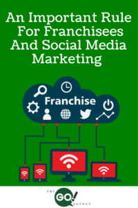 An Important Rule For Franchisees And Social Media Marketing