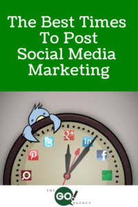 The Best Times To Post For Social Media Marketing