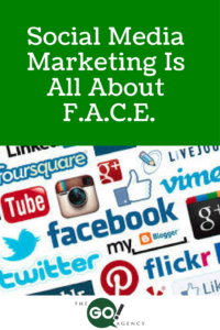 Social Media Marketing Is All About F.A.C.E!