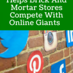 How Social Media Helps Brick And Mortar Stores Compete With Online Giants