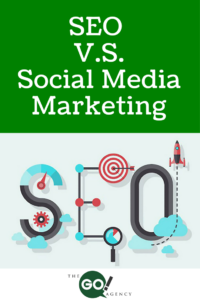 SEO V.S. Social Media Marketing: What's The Difference And What Marketers Need To Know