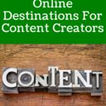 10 Inspiring Online Destinations For Content Creators
