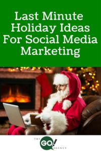 Last Minute Holiday Ideas For Social Media Marketing