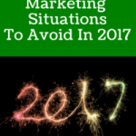 5 Social Media Marketing Situations To Avoid In 2017