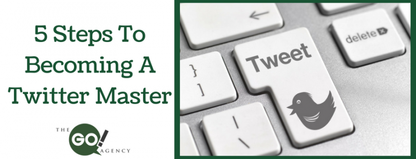 5 steps to becoming a twitter master
