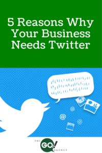 5 Reasons Why Your Business Needs Twitter