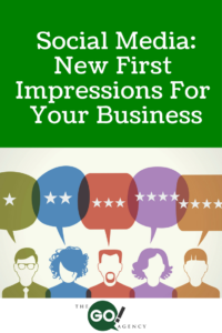 Social Media: New First Impressions For Businesses
