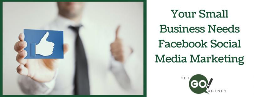 Your Business Needs Facebook Social Media Marketing