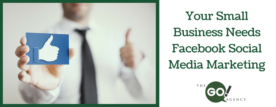 Your Small Business Needs Facebook Social Media Marketing