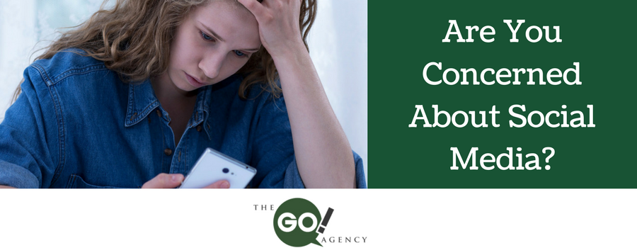 Are You Concerned About Social Media?