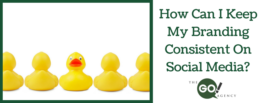 How Can I Keep My Branding Consistent On Social Media?