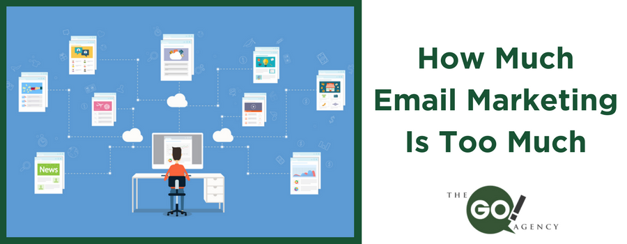 How Much Email Marketing Is Too Much?