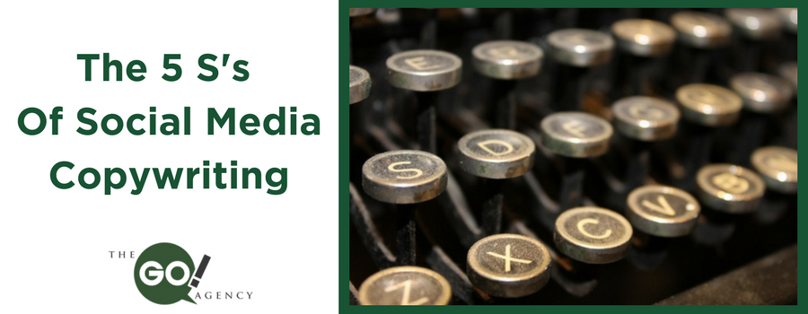 The 5 S's of Social Media Copywriting