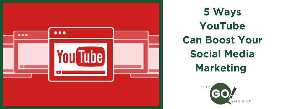5 Ways YouTube Can Boost Your Social Media Marketing