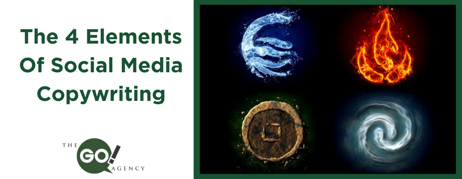 The 4 Primal Elements of Social Media Copywriting