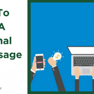 """4 Steps To Writing A Professional """"Away"""" Message"""