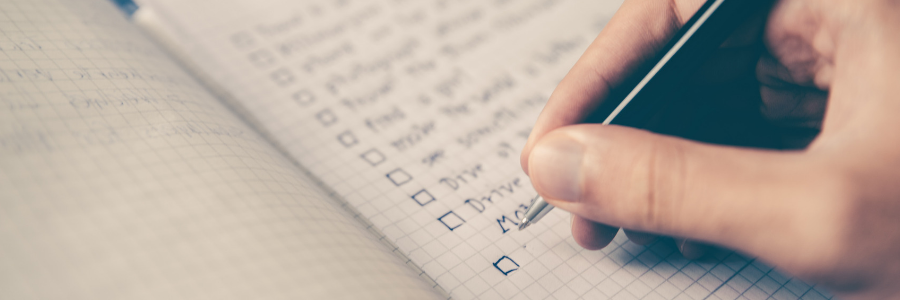 Your Marketing Checklist for January 2020