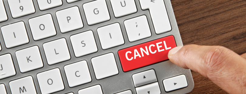 What to do When Your Marketing Campaign Gets #Canceled